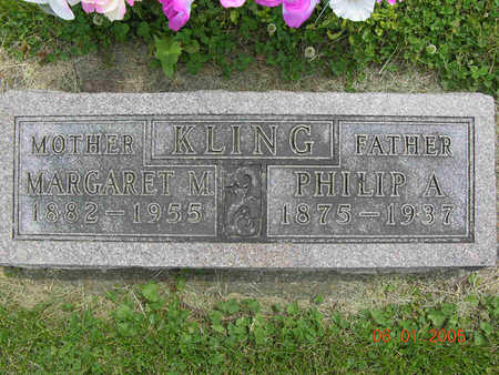 BRUNNER KLING, MARGARET MAY - Jasper County, Iowa | MARGARET MAY BRUNNER KLING