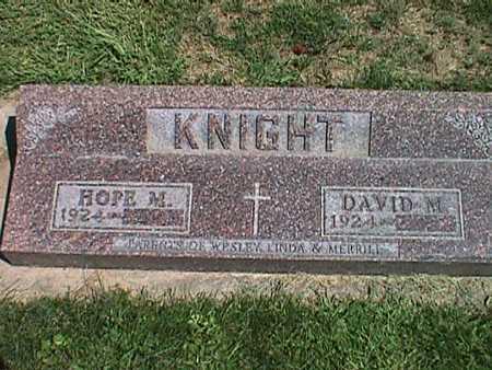 TRENT KNIGHT, HOPE MUDRA - Jasper County, Iowa | HOPE MUDRA TRENT KNIGHT