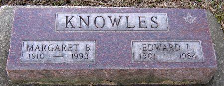 BROKAW KNOWLES, MARGARET B. - Jasper County, Iowa | MARGARET B. BROKAW KNOWLES