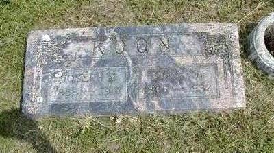 KOON, JOSEPH - Jasper County, Iowa | JOSEPH KOON