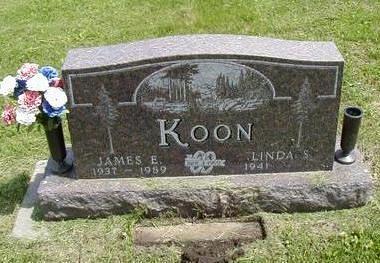 KOON, JAMES - Jasper County, Iowa   JAMES KOON