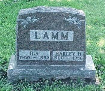 WADE LAMM, ILA - Jasper County, Iowa | ILA WADE LAMM
