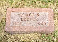 LEEPER, GRACE S. - Jasper County, Iowa | GRACE S. LEEPER