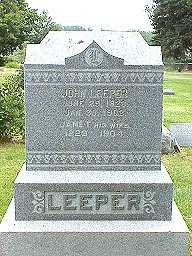 MCCARTNEY LEEPER, JEANNET - Jasper County, Iowa | JEANNET MCCARTNEY LEEPER