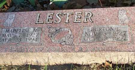 LESTER, MADELINE N. - Jasper County, Iowa | MADELINE N. LESTER