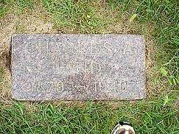 LIND, CHARLES AXELL - Jasper County, Iowa | CHARLES AXELL LIND