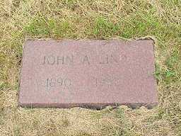 LIND, JOHN A. - Jasper County, Iowa | JOHN A. LIND