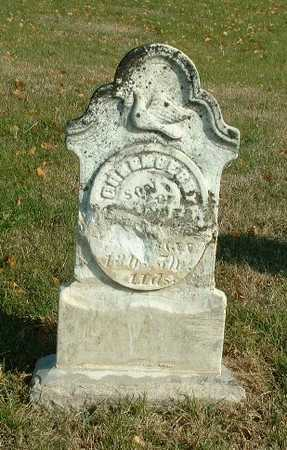 LINDER, GREENBERRY - Jasper County, Iowa | GREENBERRY LINDER
