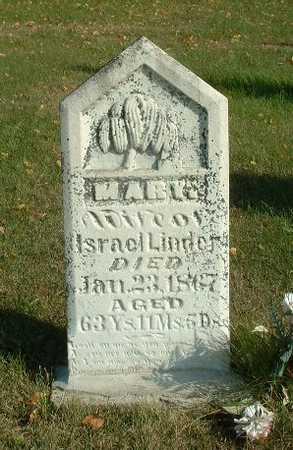 LINDER, MARY - Jasper County, Iowa | MARY LINDER
