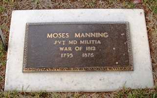 MANNING, MOSES - Jasper County, Iowa | MOSES MANNING