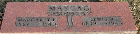 MAYTAG, MARGARET F. - Jasper County, Iowa | MARGARET F. MAYTAG