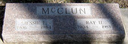 MCCLUN, JESSIE ELLEN - Jasper County, Iowa | JESSIE ELLEN MCCLUN