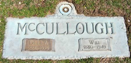 MCCULLOUGH, WILLIAM GEORGE - Jasper County, Iowa   WILLIAM GEORGE MCCULLOUGH