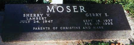 MOSER, GERRY EVAN - Jasper County, Iowa | GERRY EVAN MOSER