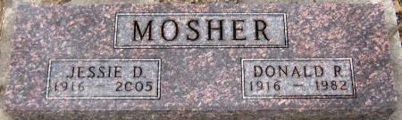 BRALEY MOSHER, JESSIE D. - Jasper County, Iowa | JESSIE D. BRALEY MOSHER