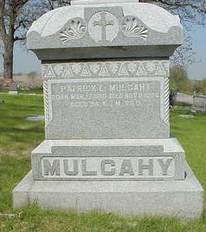 MULCAHY, PATRICK - Jasper County, Iowa | PATRICK MULCAHY