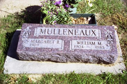 MULLENEAUX, MARGARET  R. - Jasper County, Iowa | MARGARET  R. MULLENEAUX
