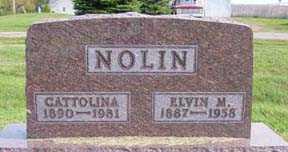 NOLIN, ELVIN - Jasper County, Iowa | ELVIN NOLIN
