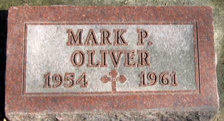 OLIVER, MARK P. - Jasper County, Iowa | MARK P. OLIVER