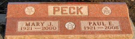 BIRCHARD PECK, MARY JO - Jasper County, Iowa | MARY JO BIRCHARD PECK
