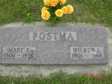 POSTMA, MARY E. - Jasper County, Iowa | MARY E. POSTMA