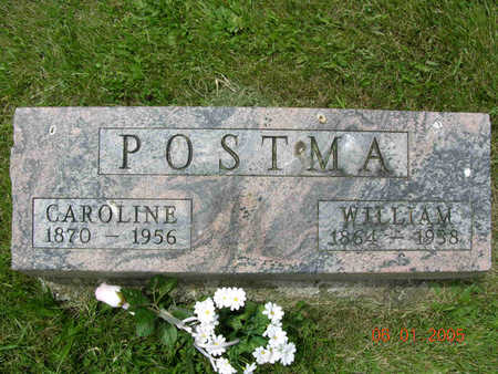 POSTMA, WILLIAM - Jasper County, Iowa | WILLIAM POSTMA