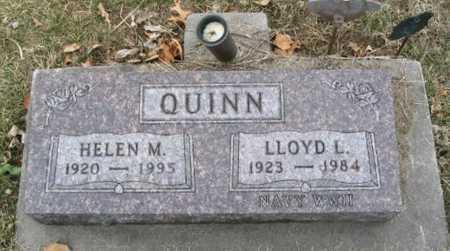 QUINN, LLOYD L. - Jasper County, Iowa   LLOYD L. QUINN