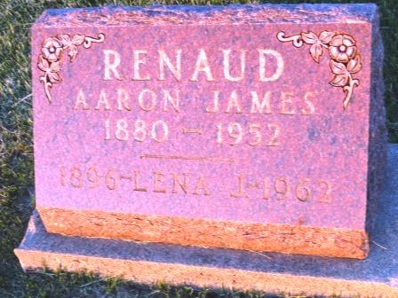 RENAUD, LENA J. - Jasper County, Iowa | LENA J. RENAUD