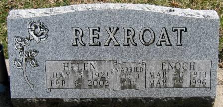 REXROAT, ENOCH - Jasper County, Iowa | ENOCH REXROAT