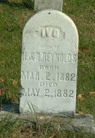 REYNOLDS, IVO - Jasper County, Iowa | IVO REYNOLDS