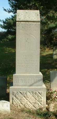 REYNOLDS, PEARL - Jasper County, Iowa | PEARL REYNOLDS