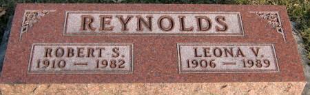 REYNOLDS, LEONA V. - Jasper County, Iowa | LEONA V. REYNOLDS