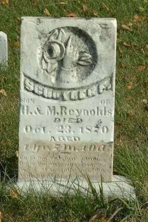 REYNOLDS, SCHUYLER F. - Jasper County, Iowa | SCHUYLER F. REYNOLDS