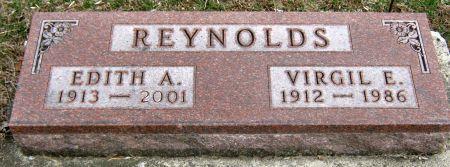 REYNOLDS, VIRGIL ELLSWORTH - Jasper County, Iowa | VIRGIL ELLSWORTH REYNOLDS