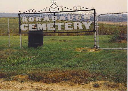RORABAUGH, CEMETERY - Jasper County, Iowa | CEMETERY RORABAUGH
