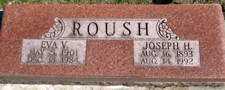 COOPER ROUSH, EVA V. - Jasper County, Iowa | EVA V. COOPER ROUSH