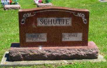 SCHUTTE, JAMES - Jasper County, Iowa | JAMES SCHUTTE