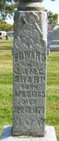 SHARP, EDWARD - Jasper County, Iowa | EDWARD SHARP