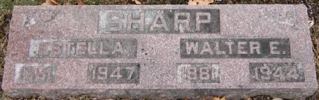 SEARIGHT SHARP, ESTELLA - Jasper County, Iowa | ESTELLA SEARIGHT SHARP