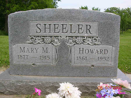 SHEELER, MARY M. - Jasper County, Iowa | MARY M. SHEELER