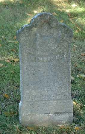 SHEW, MINNIE B. - Jasper County, Iowa | MINNIE B. SHEW