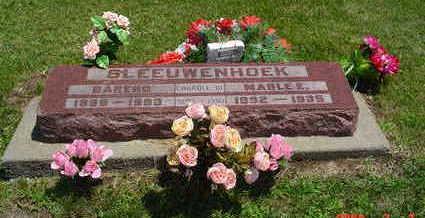 SLEEUWENHOEK, MABEL E. - Jasper County, Iowa | MABEL E. SLEEUWENHOEK