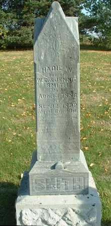 SMITH, HADIE W. - Jasper County, Iowa | HADIE W. SMITH