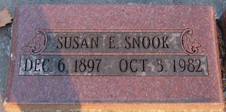 SMITH SNOOK, SUSAN E. - Jasper County, Iowa | SUSAN E. SMITH SNOOK
