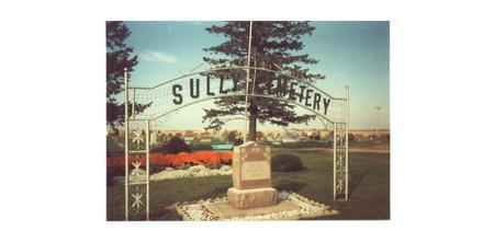 SULLY, CEMETERY - Jasper County, Iowa   CEMETERY SULLY