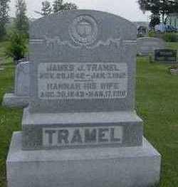 TRAMEL, JAMES J. - Jasper County, Iowa | JAMES J. TRAMEL
