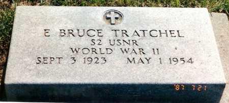TRATCHEL, E. BRUCE - Jasper County, Iowa | E. BRUCE TRATCHEL