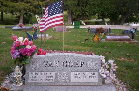 VAN GORP, VIRGINIA A. - Jasper County, Iowa | VIRGINIA A. VAN GORP