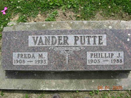 VANDERPUTTE, PHILIP - Jasper County, Iowa | PHILIP VANDERPUTTE