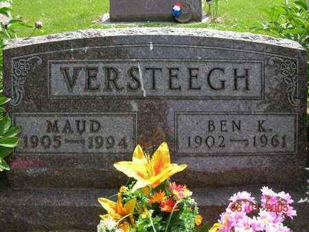 KLING VERSTEEGH, MAUD - Jasper County, Iowa | MAUD KLING VERSTEEGH